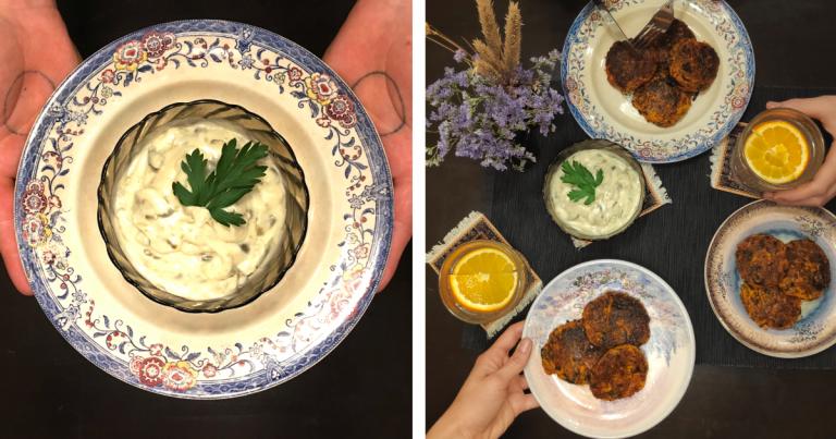 """Veganiški """"žuvies"""" kepsneliai ir majonezas – tvaresniam Kūčių stalui"""