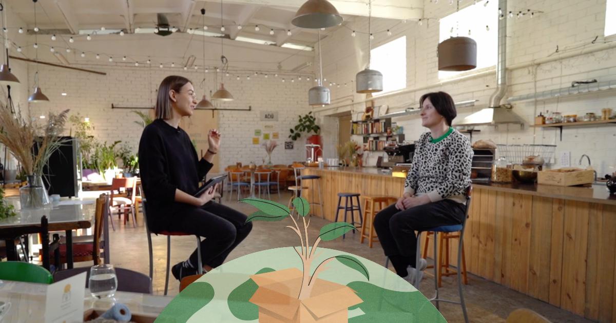 Kaip darže susipažinusios draugės sukūrė tvarumo oazę Vilniuje (VIDEO)
