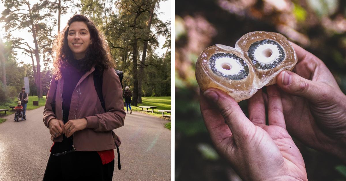 Grybų tyrinėtoja Aurelija Plūkė: viskas, ką matome gamtoje, prasidėjo nuo grybo